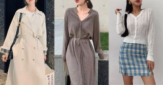 Spring 2021 basic wardrobe for women on Aliexpress