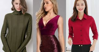 Clothing color trends 2020 |Trending colours Aliexpress items list