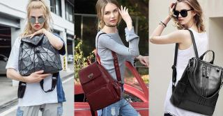 Women's urban backpacks at Aliexpress: how to choose the right