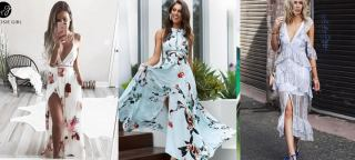 Summer fashion trend 2018: flying dress. Aliexpress dresses compilation