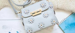 Blue women handbag Usen at Aliexpress,Gume store — Review