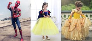 Best kids cosplay costumes list at Aliexpress