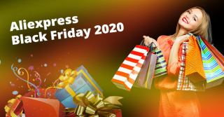 Aliexpress Black Friday 2020 | Where to get discounts