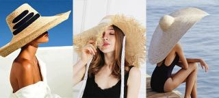 Womens summer hats at Aliexpress | How to wear + product links
