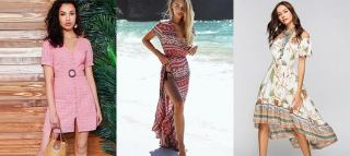 Best boho summer dresses at Aliexpress online