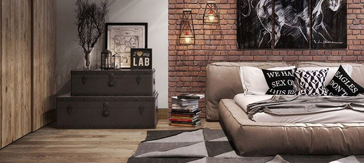 Aliexpress loft style wall décor for home