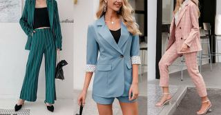 10 trendy women pantsuits at Aliexpress