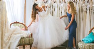 Wedding dresses at Aliexpress: buying tips, links + real photo