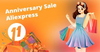 Aliexpress Anniversary 11 years: 2021 Big Sale | Shopping Guide